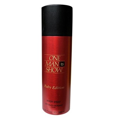 Jacques Bogart One Man Show Ruby Edition Deodorant For Men - 200ml