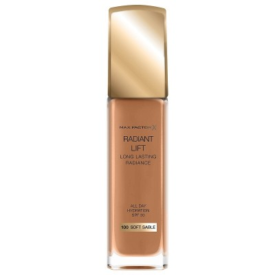 Max Factor Radiant Lift foundation # 100 Soft Sable