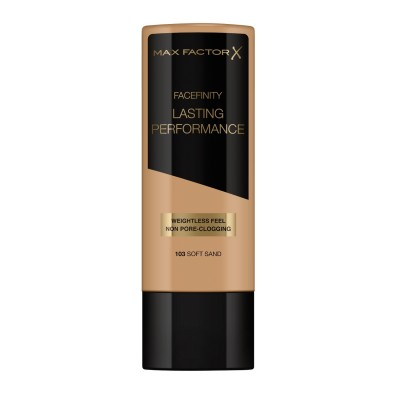 Buy Max Factor Lasting Performance Foundation Soft Sand 103