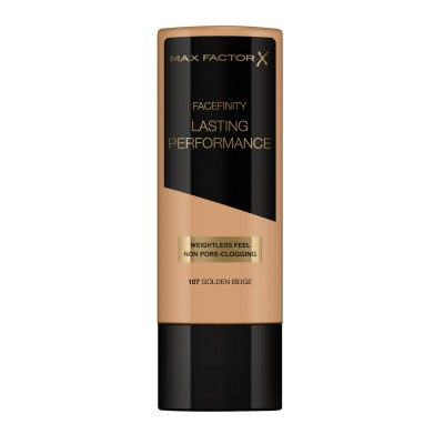 Buy Max Factor Lasting Performance Foundation Gold Beige 107