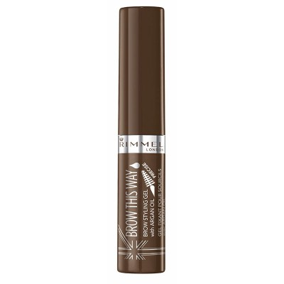 Rimmel London brow this way eyebrow gel Medium Brown 002