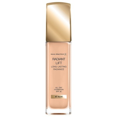 Max Factor Radiant Lift foundation # 47 Nude