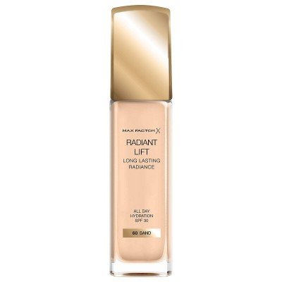Max Factor Radiant Lift foundation # 60 Sand