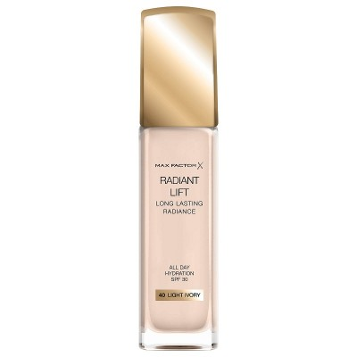 Max Factor Radiant Lift foundation # 40 Light Ivory