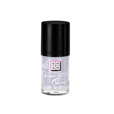 DMGM Glamorous Shine Nail Varnish French White