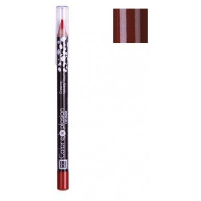 Dmgm Color Explosion Lipliner 10 Auburn Luxury