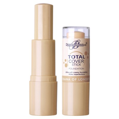 Diana Of London Total Cover Stick Foundation Coral Cover (502)