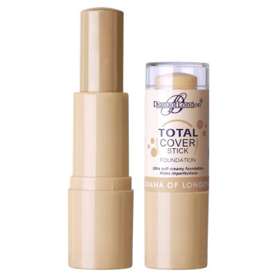 Diana Of London Total Cover Stick Foundation Caramel Cover (504)