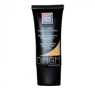 Dmgm New Studio Perfection Rich Cream Foundation Rose Beige