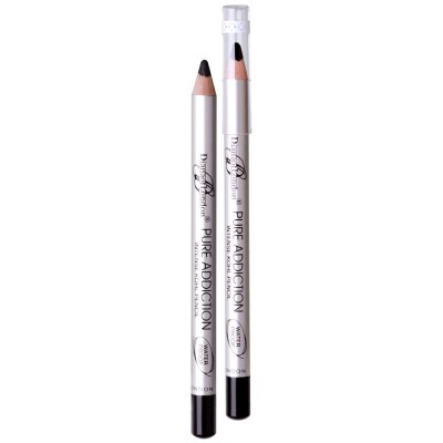 Diana Of London Pure Addiction Water Proof Kohl Pencil Black Impact