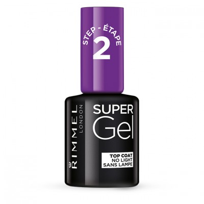 Rimmel London Super Gel Top Coat