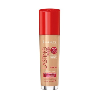 Rimmel London 25Hr Lasting Finish Foundation 303 True Nude
