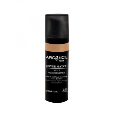Arcancil Cover Match Foundation Blond Tendre (25)