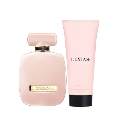 Nina Ricci Rose Extase 2 Pieces Set For Women