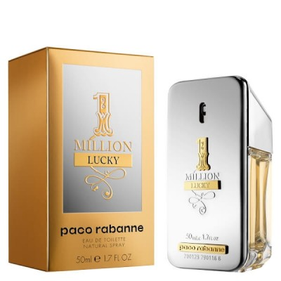Paco Rabanne One Million Lucky For Men 50ml (EDT)
