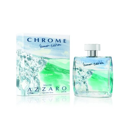 Azzaro Chrome Summer For Men 100ml (EDT)
