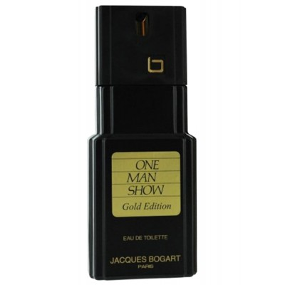 Jacques Bogart One Man Show Gold Edition For Men 100ml (EDT)