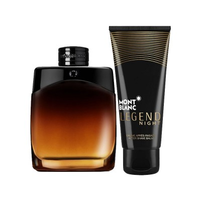 Mont Blanc Legend Night Giftset for men