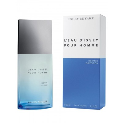 Issey Miyake Leau Dissey Pour Homme Oceanic Edition 125ml (EDT)