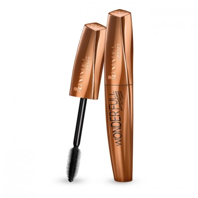 Rimmel London Wonderfull With Argan Waterproof 001 Black