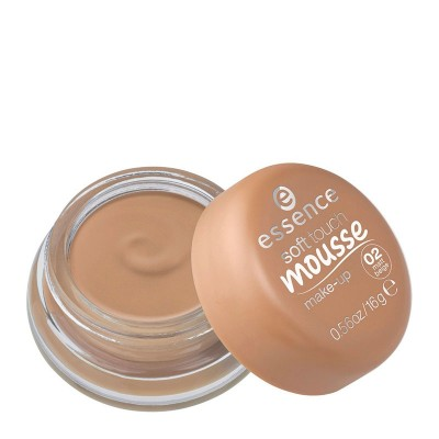 Essence soft touch mousse makeup 02 Matte Beige