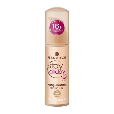 Essence stay all day 16H long-lasting makeup 15 Soft Creme