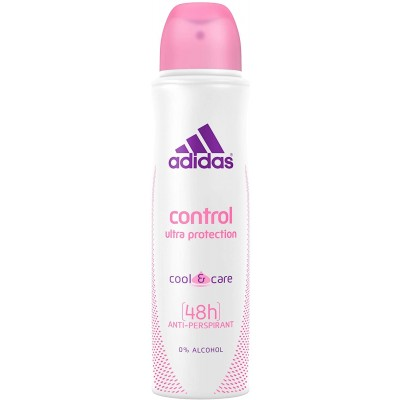 Adidas Control Ultra Protection Cool & Care Deodorant For Women 150ml