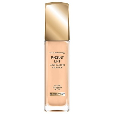 Max Factor Radiant Lift foundation # 80 Deep Bronze