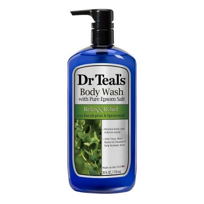 Dr Teal's Relax & Relief Body Wash with Pure Epsom Salt 710ml