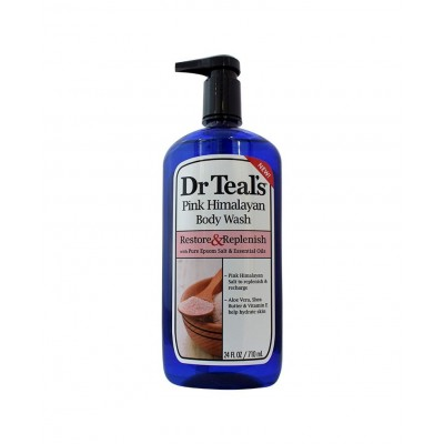 Dr Teal's Restore & Replenish Foaming Bath with Pure Epsom Salt 710ml