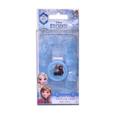 Disney Frozen Digital Watch with LED Light for girls