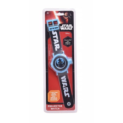Disney Star Wars Projector Watch for boys
