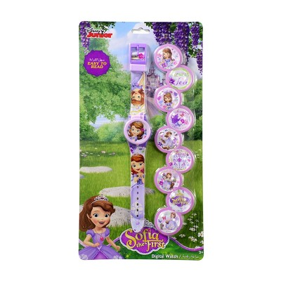 Sofia the First Digital Watch for Girls