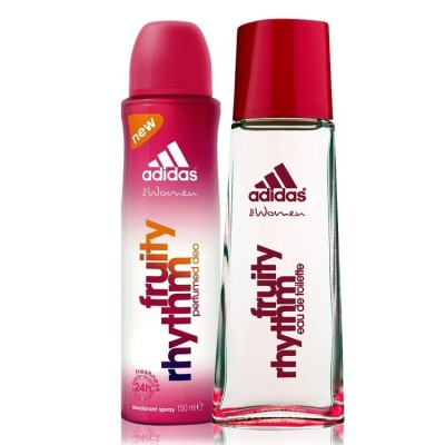 Adidas Fruity Rhythm For Women 2pcs Set