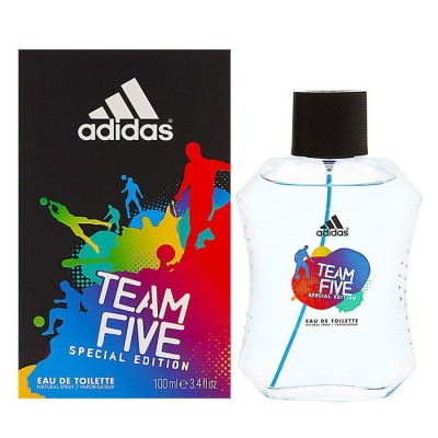 Adidas Team Five For Men 100ml (EDT)