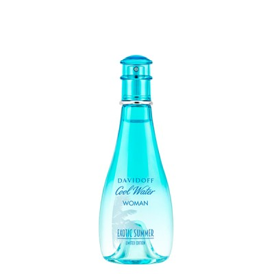Davidoff Cool Water Exotic Summer LE For Woman 100ml (EDT)