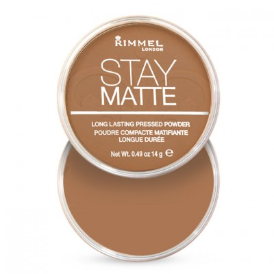 Rimmel London Stay Matte Pressed Powder Caramel