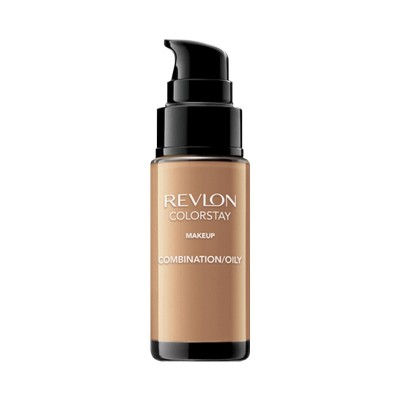 Revlon Colorstay makeup combination/oily skin with pump, Caramel