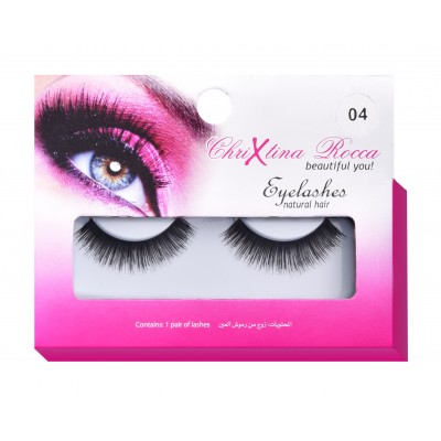 Chrixtina Rocca Eye Lashes (Thick pin-up) Sc40456