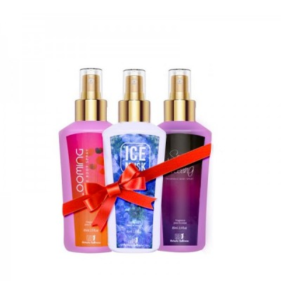 Roberto Ballmore Pocket Body Mist Bundle III