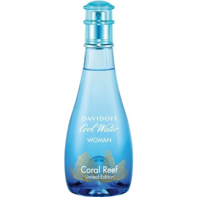 Davidoff Cool Water Coral Reef Limited Edition For Women 100ml (EDT)