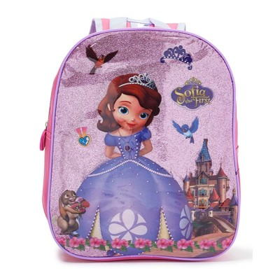 Disney Sofia the First Sparkling Backpack FA01849