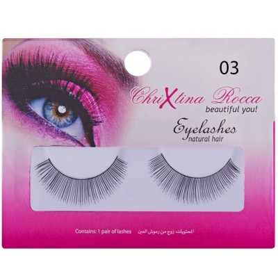 Chrixtina Rocca Eye Lashes (Debutante) Sc40455