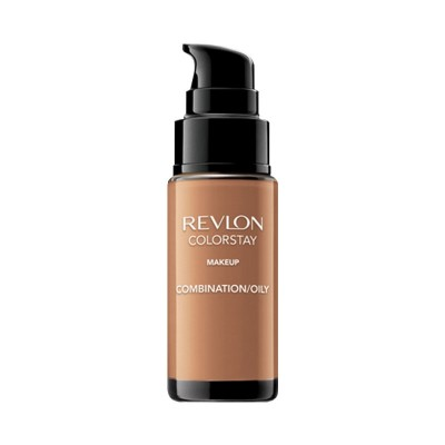 Revlon Colorstay makeup combination/oily skin with pump, Mahogany