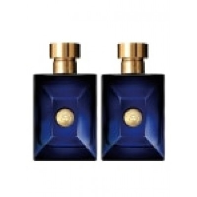 Versace 2-Piece Pour Homme Dylan Blue EDT Gift Set (2X100 ml)
