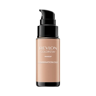 Revlon Colorstay makeup combination/oily skin with pump, Natural tan