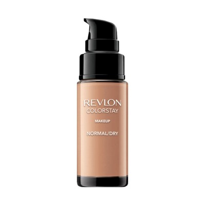Revlon Colorstay makeup normal/dry skin with pump, Natural Tan