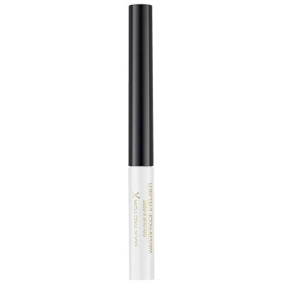 Max Factor Colour Expert Eyeliner Metallic White (00)