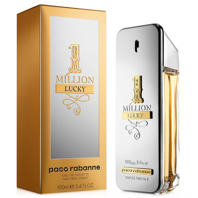 Paco Rabanne One Million Lucky For Men 100ml (EDT)
