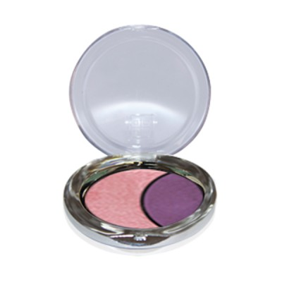 DMGM Studio Perfection Duo Eye Shadow Pink Orchid Violate Craze